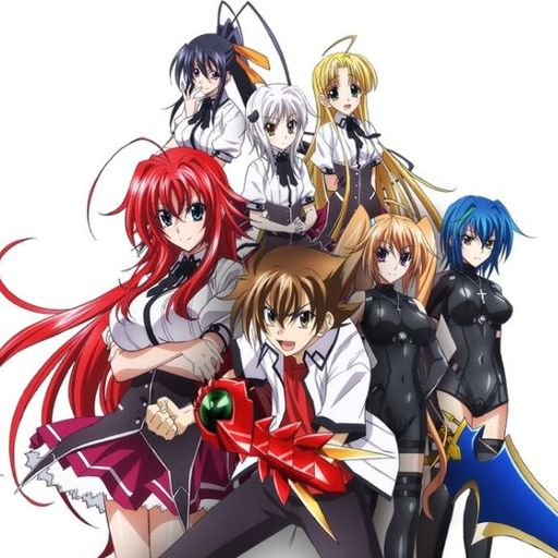 Angel Faction Wiki Highschool Dxd A New Chapter Amino