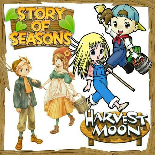 Which Bachelorette? (SNES) | Harvest Moon/Story Of