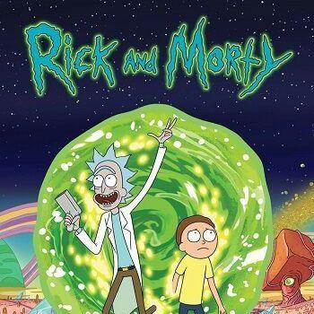 Get App - Rick and *Burp* Morty Amino