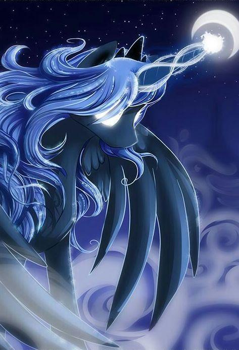 Garden Of Shadows Luna Princess Luna | Wiki |...