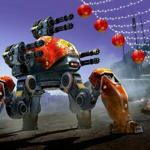 NUEVO-MAPA-del DESIERTO |Battle Titans | War Robots