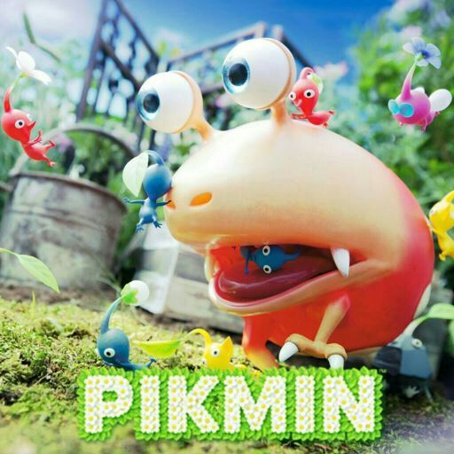 Pikmin 3 Unused Enemies Pikmin Amino