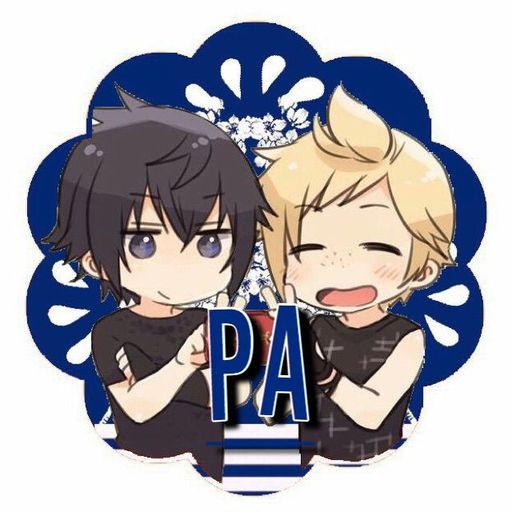 By Visible Co Noctis X Prompto