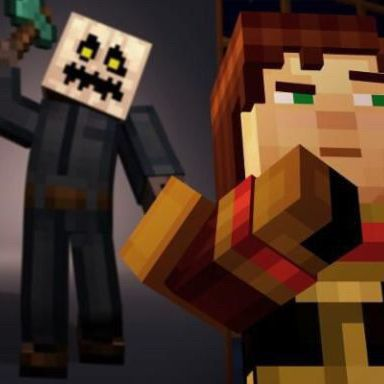 Storm A Mcsm Axel Fanfic Minecraft Story Mode Roleplay Amino