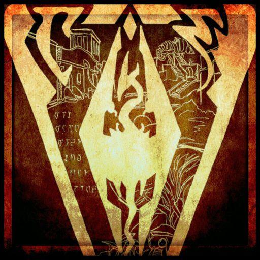 Rap tributo a Skyrim ( Minha jornada ) | The Elder Scrolls