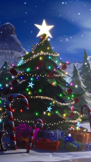 Fortnite Christmas Tree Background.Choose Otp And I Will Draw Fortnite Battle Royale Armory